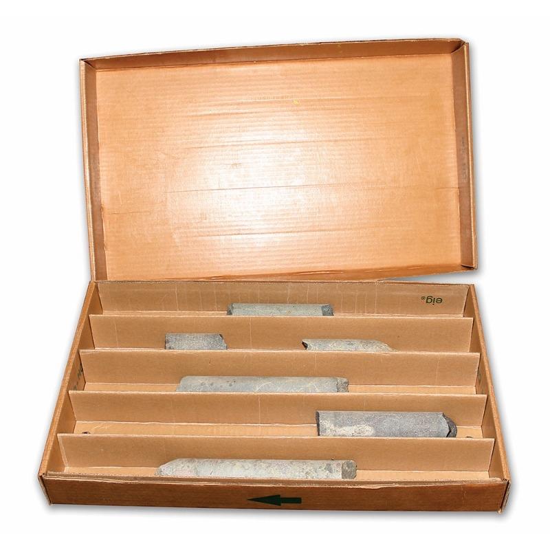 Caja Portatestigo de Cartón