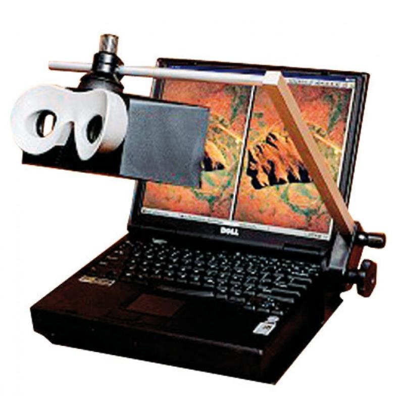 Estereoscopio Stereo AIDS para Computador Portátil