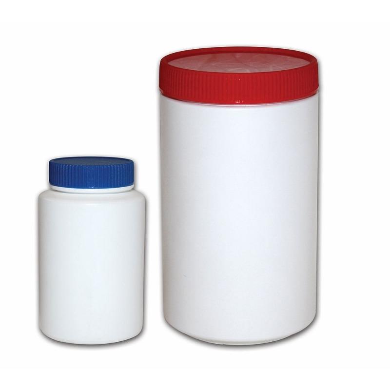 Frasco Plástico con Tapa Rosca