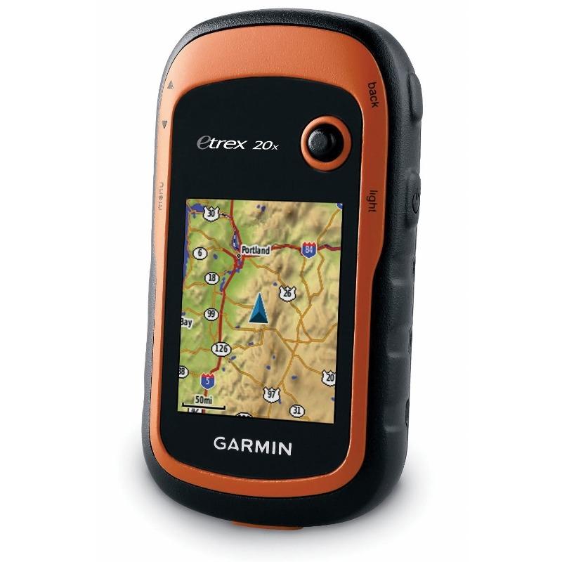 GPS Garmin e-Trex 20X