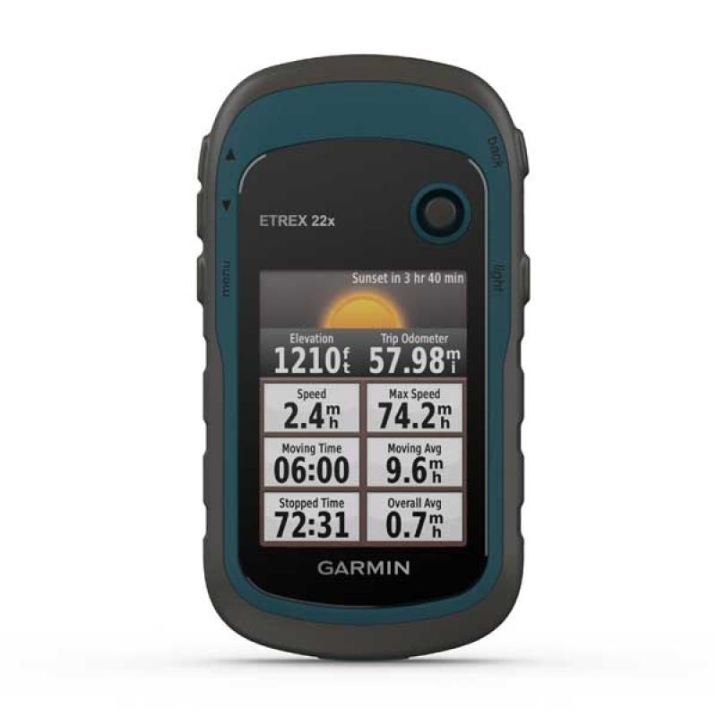 GPS Garmin e-Trex 22X