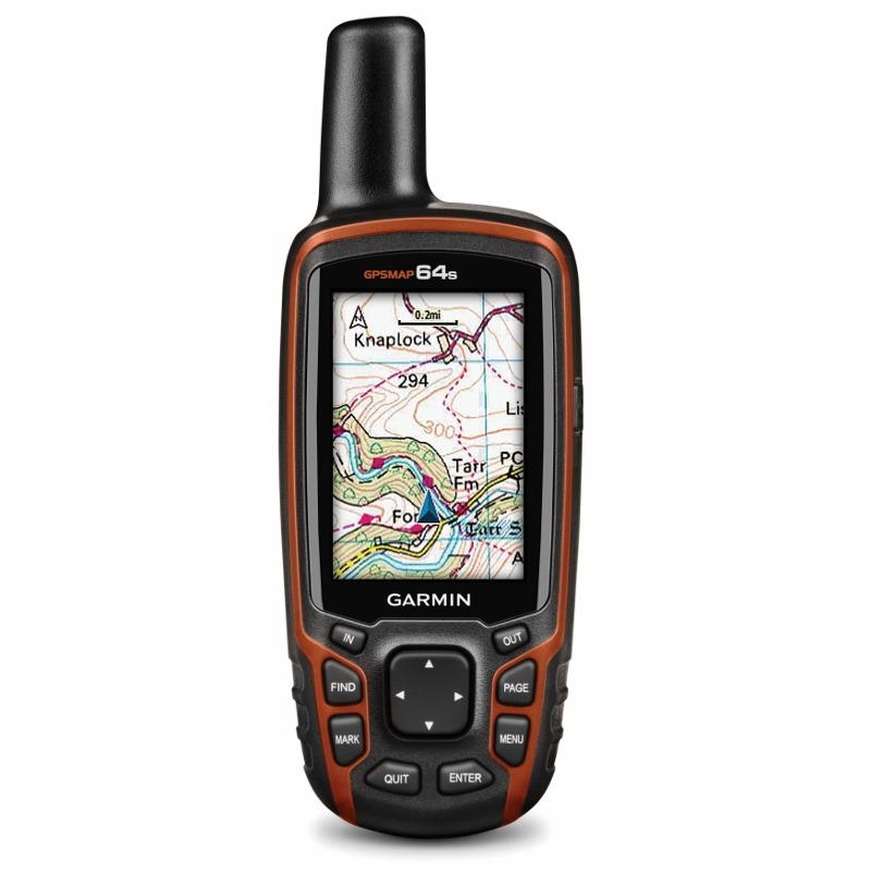 GPS Map 64s