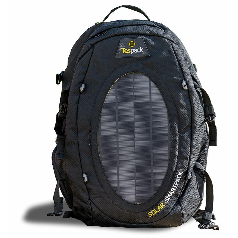 Mochila Solar Beetle